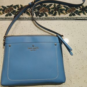 Kate Spade Crossbody-Fable Blue